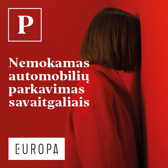 PC Europa parkingas