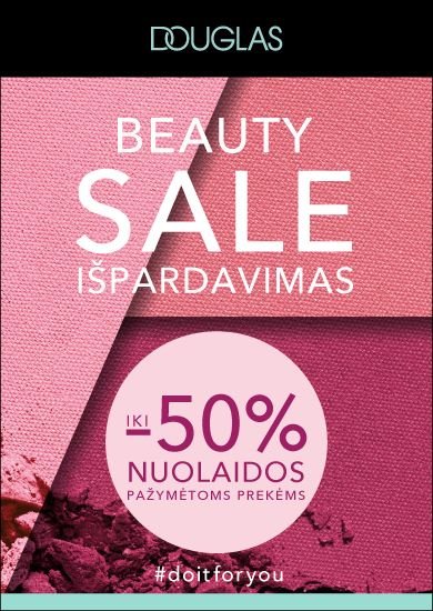 Douglas beauty sale