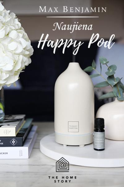 Nuostabios naujienos iš MAX BENJAMIN aromatinės kolekcijos jau THE HOME STORY salone!